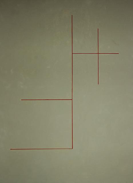 , 'No Title,' 2014, Roberto Alban Galeria de Arte