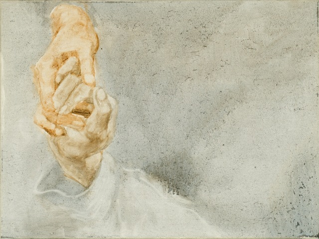 Zhou Zixi, 'A Study about Painting Hands-002 ', 2014, ShanghART