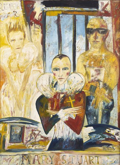 , 'Mary Stuart,' 1987, The Scottish Gallery
