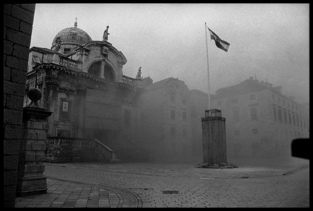 PAVO URBAN, 'The Last Shot III', 1991, Museum of Modern Art Dubrovnik