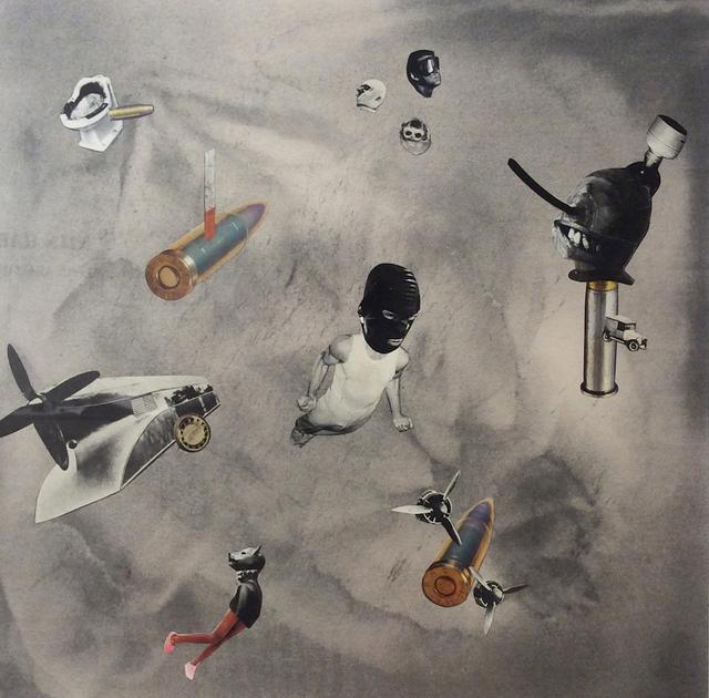 , 'Black Hole,' 2015, MIYAKO YOSHINAGA