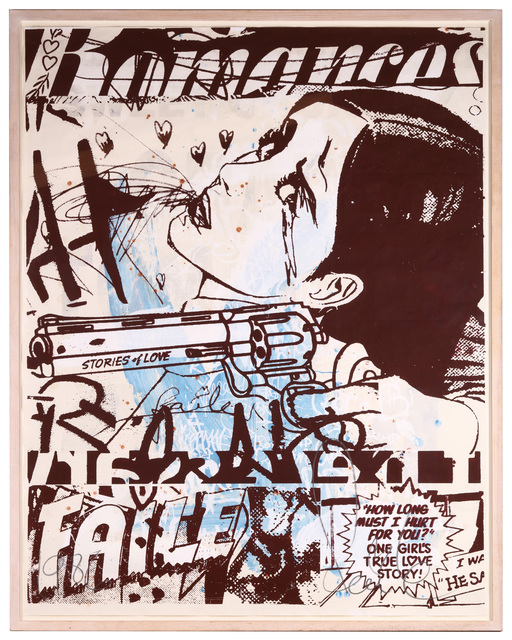 FAILE, 'Stories Of Love', 2007, Chiswick Auctions