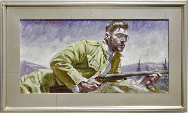 Mark Beard, 'Waiting to Take Aim', date unknown, Carrie Haddad Gallery