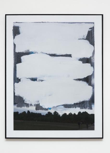, 'The Sheltering Sky III,' 2015, Galeria Luisa Strina