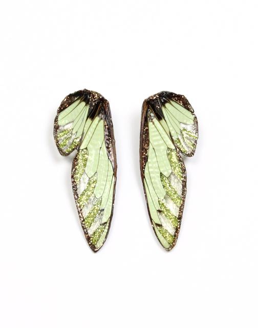 Märta Mattsson, 'Cicada Earrings', 2017, Sienna Patti Contemporary