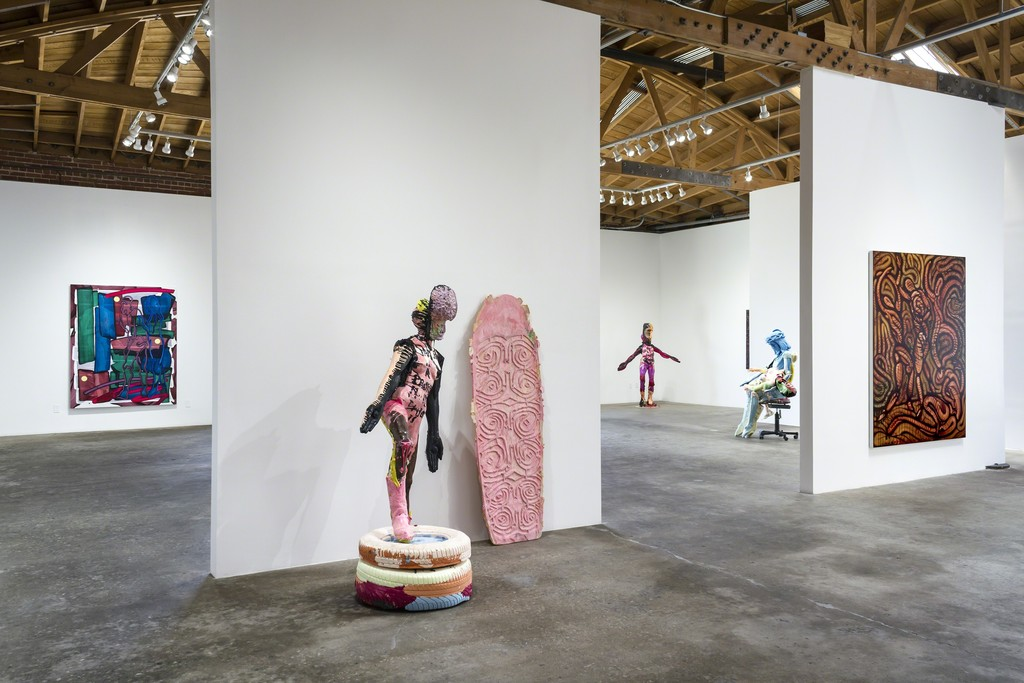 Folkert De Jong: Cathedra - Nathan Redwood: After the Tin Man (Installation view 7)