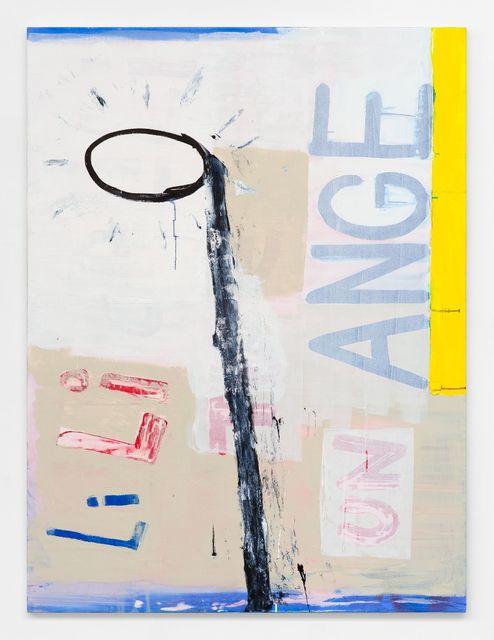 , 'Ange Lili,' 2016, Xavier Hufkens
