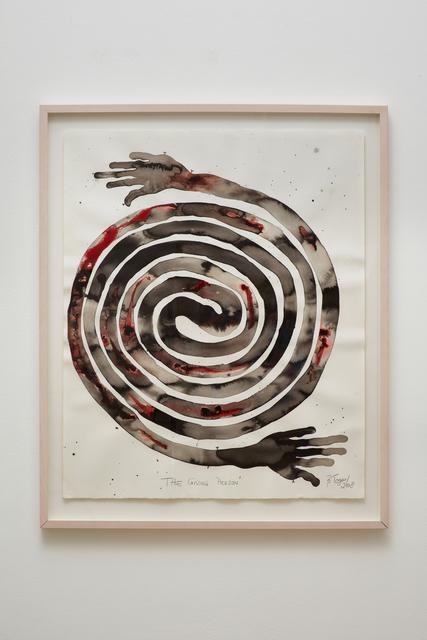 Barthélémy Toguo, 'The Giving Person', 2008, Mario Mauroner Contemporary Art Salzburg-Vienna