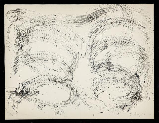Yasuo Sumi, 'Senza titolo', 1958, Finarte