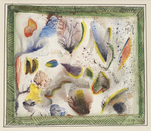 Hans Reichel, 'Untitled', 1951, Jeanne Bucher Jaeger