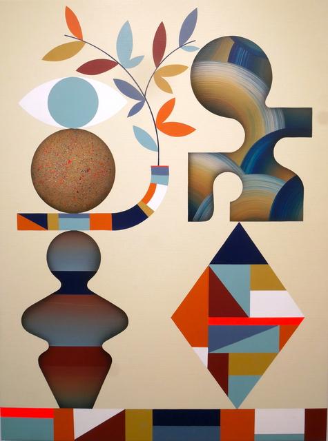 , 'Balance 1,' 2018, Urban Spree Galerie