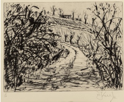 , 'Landscape (Overgrown Road),' 1999, Burnet Fine Art & Advisory