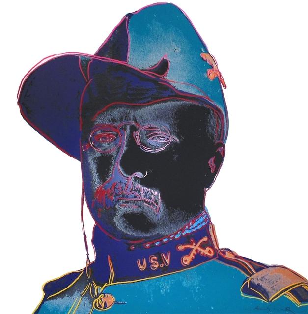 Andy Warhol, 'Teddy Roosevelt', 1986, Revolver Gallery