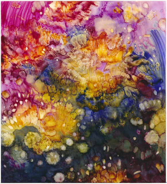 , 'Study for bees,' 2018, Barnard