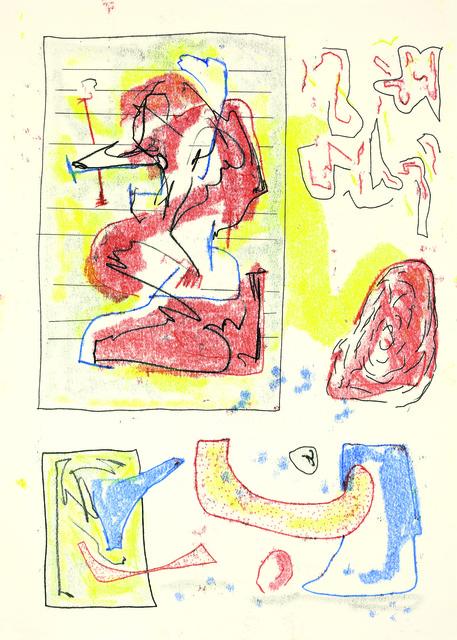 , 'Sunny Side Down, No. 5,' 2015, Nathalie Karg Gallery