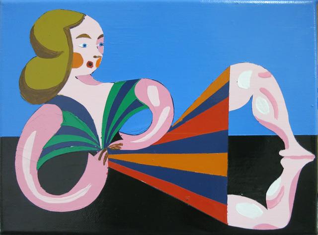 , 'untitled III,' 2015, Galerie Kleindienst