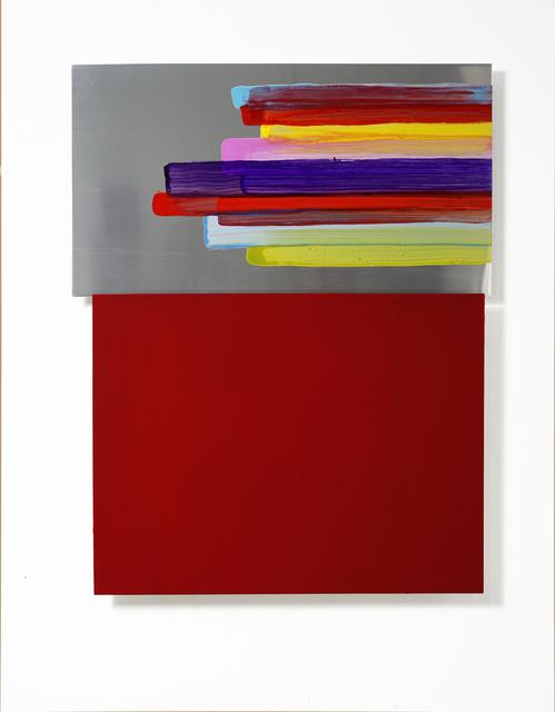 , 'composite painting #44,' 2018, Galerie Floss & Schultz