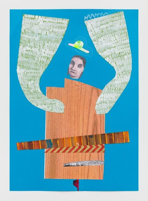 , 'Yay,' 2014, Galleria Ca' d'Oro