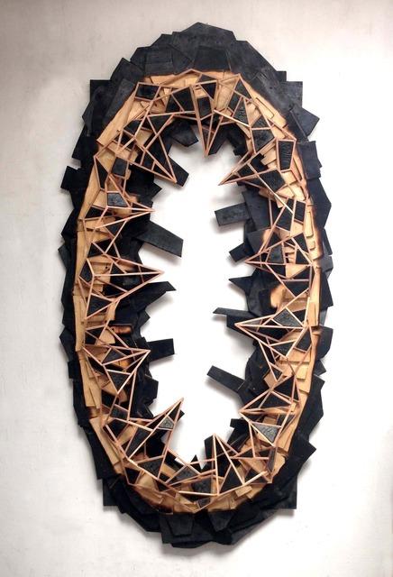 , 'Combustion Fossil II,' 2013, Artespacio