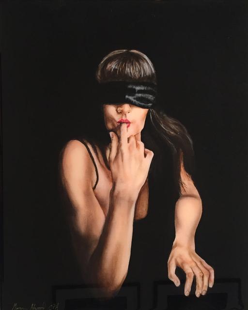, 'Lip Smacking,' 2019, M.A. Doran Gallery