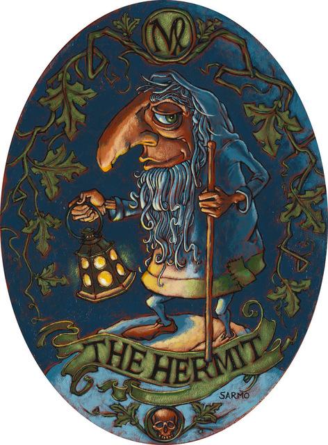 , 'The Hermit,' , Helikon Gallery & Studios