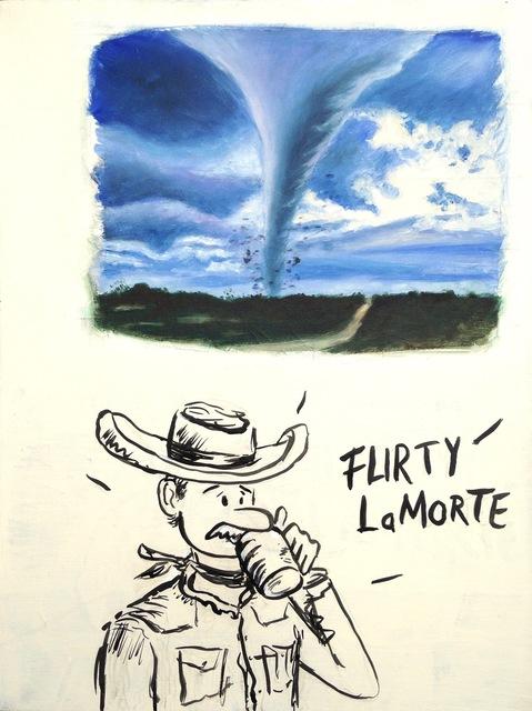 , 'Introducing Flirty LaMorte,' 2015, Ro2 Art