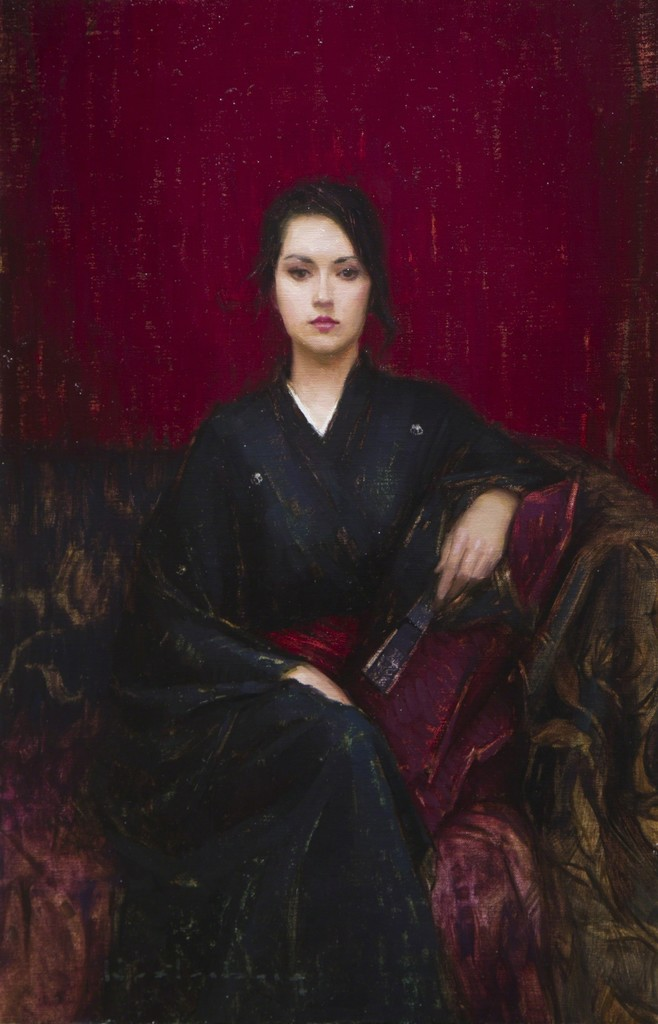 Aaron Westerberg, 'Corrin in Red,' 2014, Gallery 1261