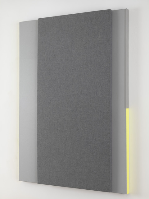 , 'Dark Gray Tone with Reverberation #1,' 2013, Sikkema Jenkins & Co.