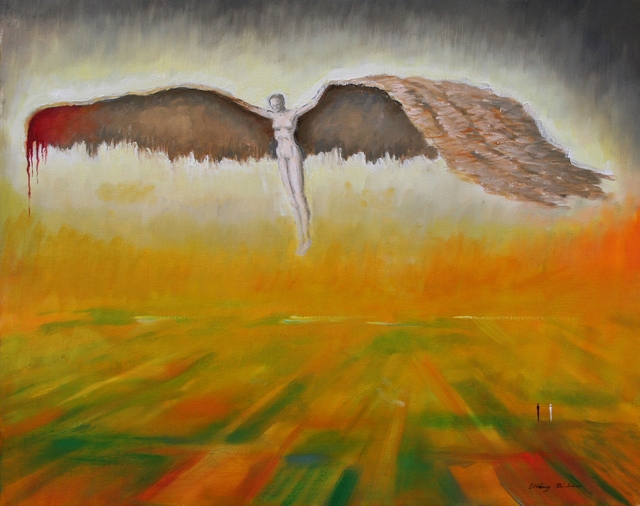 , 'Broken Wing,' , Ashok Jain Gallery