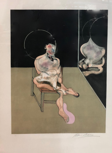 , 'Seated Figure,' 1983, Artgráfico