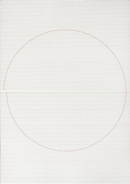 , 'Linear Score,' 1985, P420