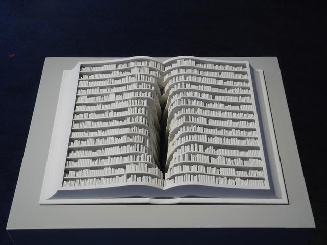 , 'Livre,' 2011, Art Mûr