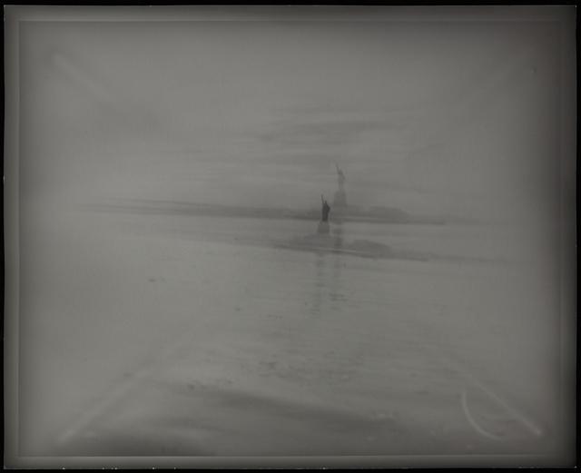 , 'Lady Liberty VII,' 2015, Galleri Bo Bjerggaard