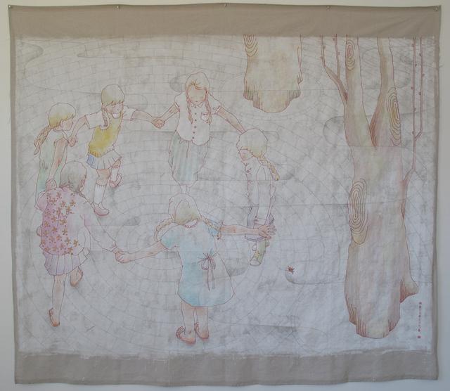 Tomoko Sugimoto, 'Whirl and Swallow, Spring', 2011, Japigozzi Collection