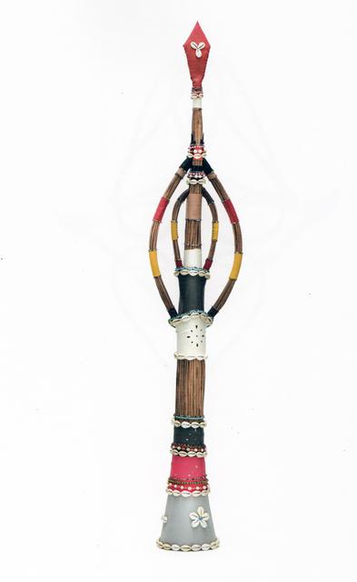 , 'Opa Omo Ofá Dê - Cetro da primeira flecha mística,' ca. 1980, Galeria Marilia Razuk