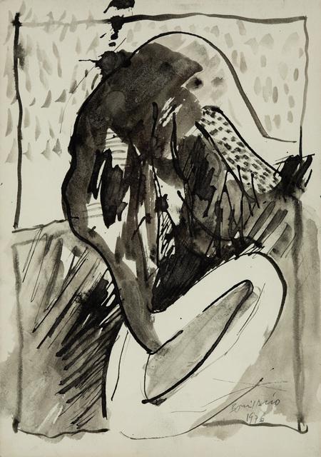 , 'S/T,' 1976, Galería Marita Segovia