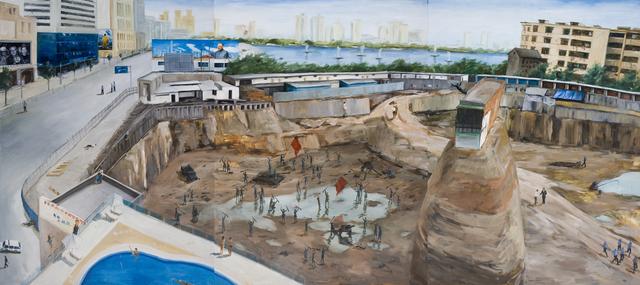 Zhou Zixi, 'China 1946 - 1949: Victory', 2006, ShanghART