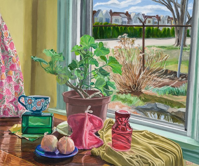 , 'Still Life with View of 59th Street,' , Cerulean Arts