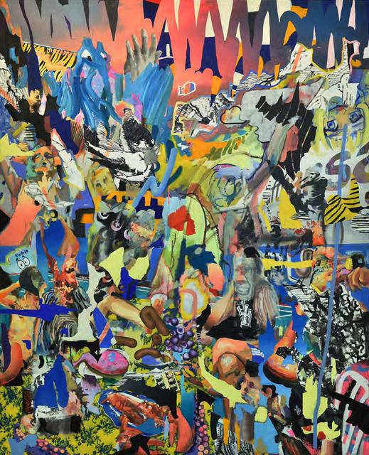 , 'Untitled,' 2017, Zemack Contemporary Art