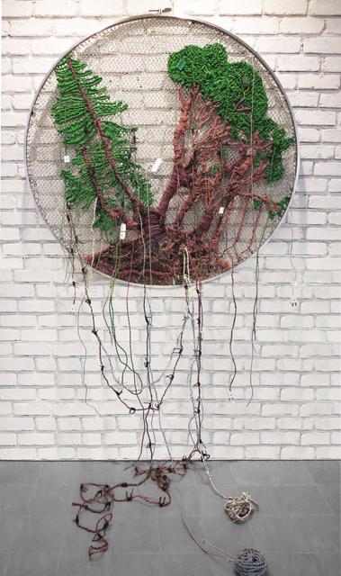 , 'Siamese Trees 2,' 2014, Chemould Prescott Road