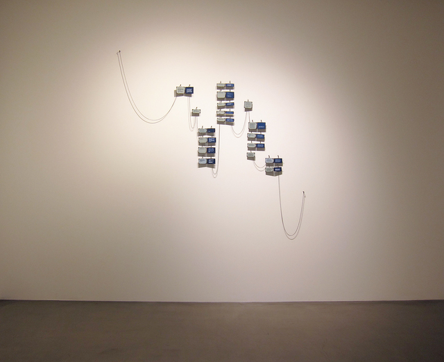 Charlotte Potter, 'Message Received, Chapter 8', 2015, Lisa Sette Gallery