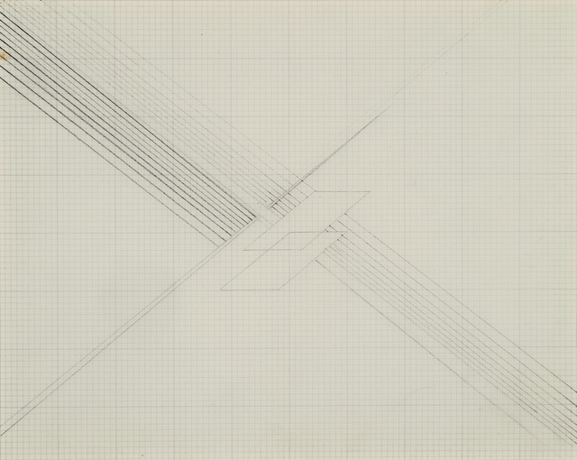 Nasreen Mohamedi, 'Untitled ', Circa 1980's, Institute of Arab and Islamic Art