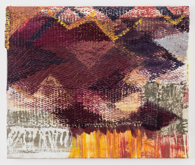 Molly Herman, 'Rug Raga', 2018, The Painting Center