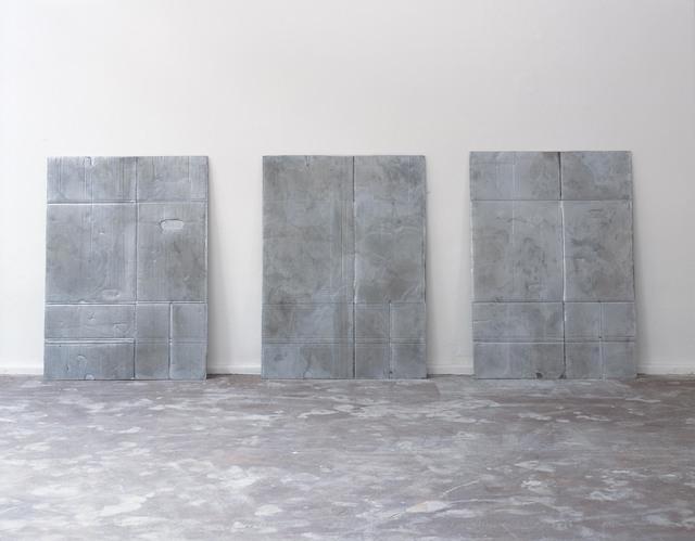 , 'Karton (lehnend IV, V, VI),' , Galerie Isabella Czarnowska