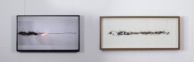 No Martins, 'Pavio Curto', 2019, Baró Galeria