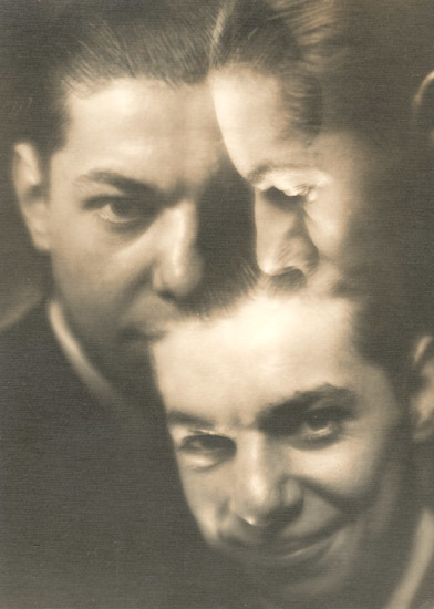Paul Koruna, 'Triple-Exposure of a Man', ca. 1940, Contemporary Works/Vintage Works