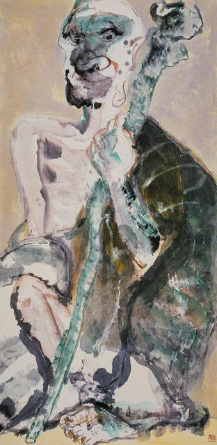 , 'Sixteen Lohans Series 7,' 2003, Taipei Fine Arts Museum