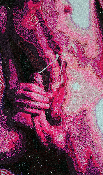 , 'Untitled (Cocks,_Cum,_Sperm_(1)_ll_(6).jpg),' 2018, MARS