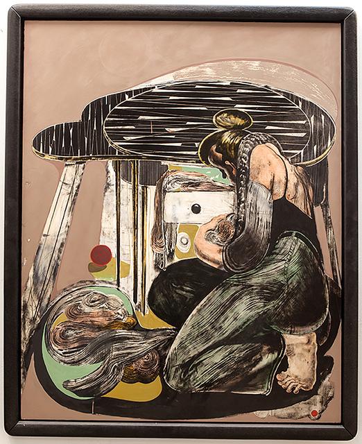Alex Feuerstein, 'socken sortieren I (sorting socks)', 2015-2016, galerie burster