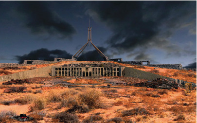 , 'Future Photo - Parliament House,' 2017, MARS